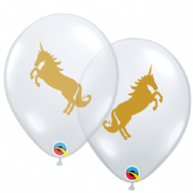Unicorn - 11 Inch Balloons 25pcs